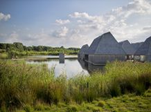 Brockholes in Preston. Nature reserve  Photo credit: Bentham Imaging