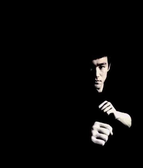 Bruce Lee.....one time chacha dance champion of Hong Kong and martial arts legend....LOVE him.