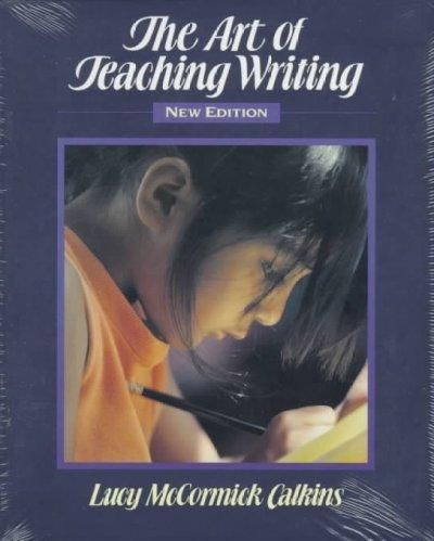 lucy calkins reading and writing project