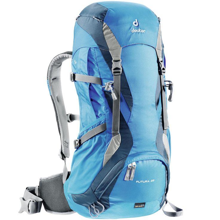 Doorout Angebote Deuter Futura 26 Touring-Rucksack Auslaufmodell blau: Category: Rucksäcke & Taschen > Wanderrucksäcke Item…%#Quickberater%