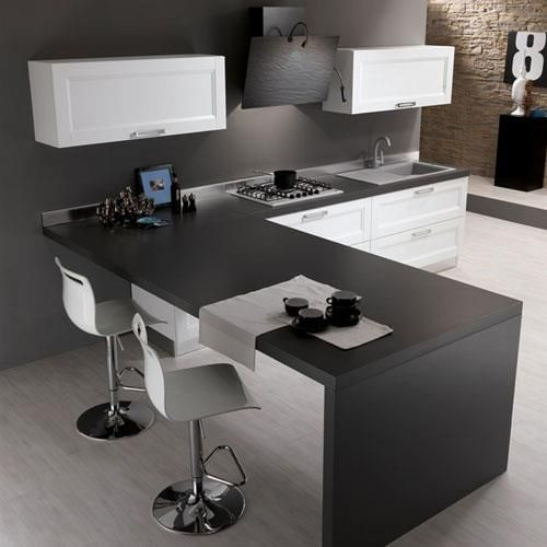 Every detail is designed with precision and order to meet all requirements as in this kitchen line Merano. http://spar.it/ita/Catalogo/Cucine/Cucine-moderne/MERANO/Proposta-MER-4-cd-500.aspx