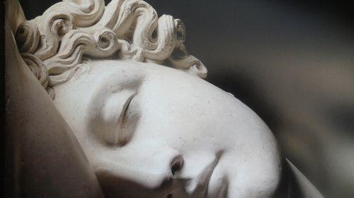 The Sleep of Endymion, 1819-22, Antonio Canova, marble.
