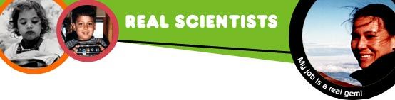 Real Scientist video clips!!! FABULOUS for introducing SCIENCE to young students.