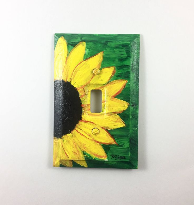 Painted Light Switch Plates Diy Ideas