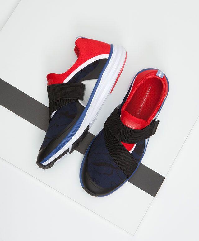 Stretch sneakers - OYSHO