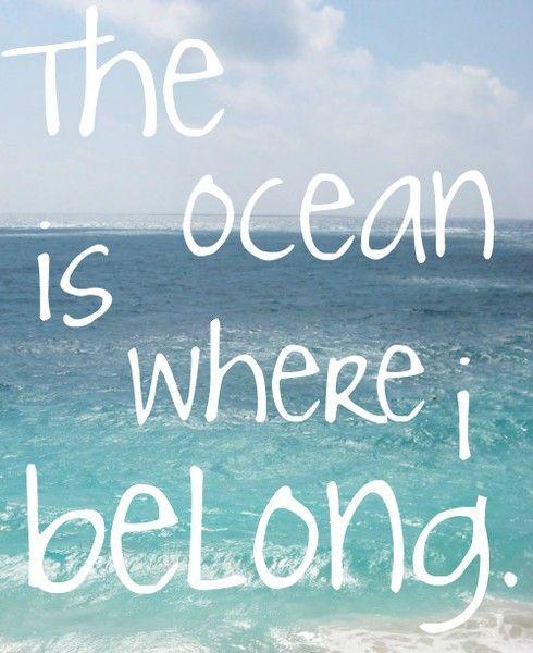 The ocean.. #ocean: At The Beaches, Cant Wait, Theocean, The Ocean, Beaches Quotes, Truths, So True, The Waves, The Sea