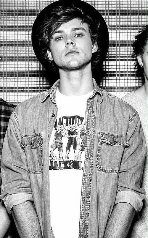 ashton irwin black and white - Google Search