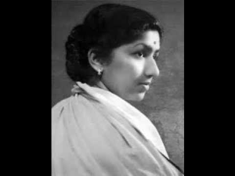 AE RI MAIN TOH PREM DIWANI- LATA- FILM- NAUBHAR(1952) MD- ROSHAN LYRICS- SATYENDRA ATHAIYA - YouTube