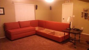 17 Best Ideas About Build A Couch On Pinterest Table