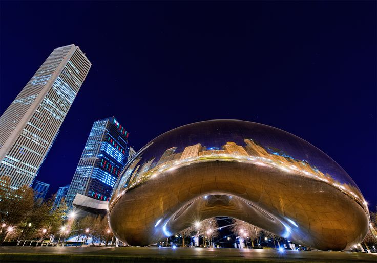 The Crown Bean of Chicago