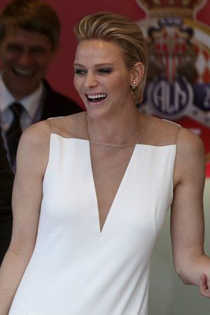 Monaco GP - Fürstin Charlene von Monaco - 24. Mai 2015