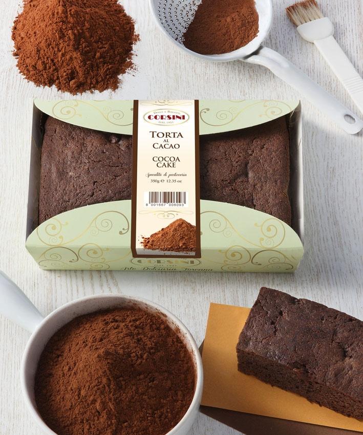 Corsini Biscotti - Torta Cacao