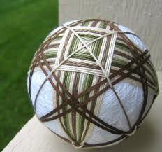 how to make a temari ball tutorial - Google meklēšana