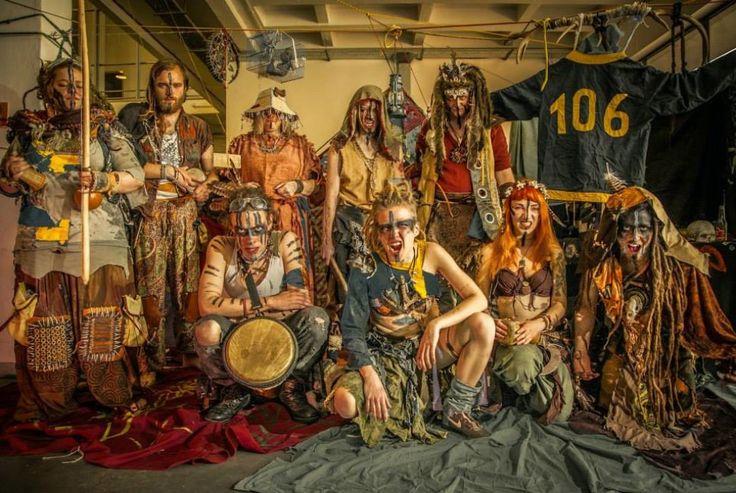 Wakatili faction on OldTown Festival