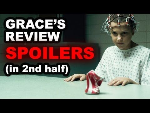 Stranger Things Review SPOILERS - Netflix 2016