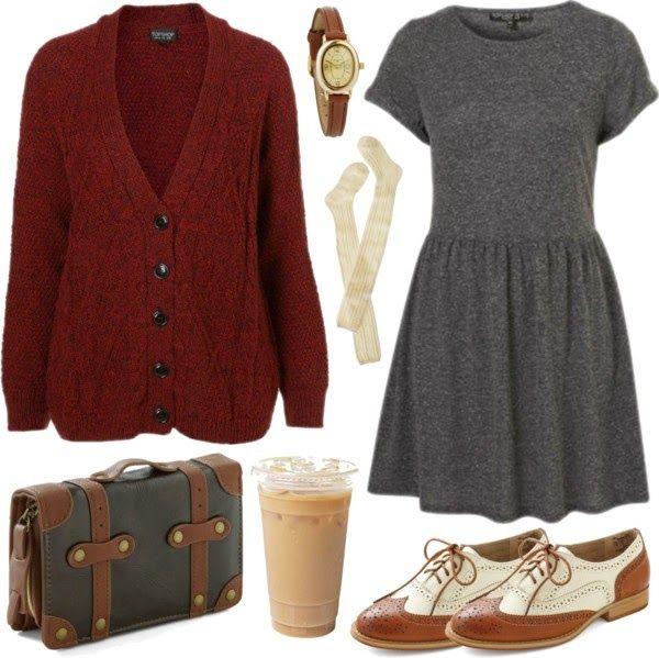 Conjuntos u Outfits para días con lluvia