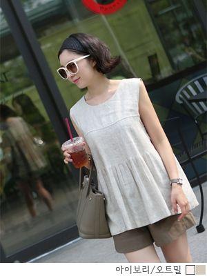 korean fashion online store [COCOBLACK] #koreafashionshop #Fashionwomen  #korea #dailylook #missy #dress #top #skirt #pants #clothsale #missiyfashion #workingmom #missylook #dailylook #homewear #like #want #blouse #女衬衫 #ブラウス Double Wrinklesbl / Size : FREE / Price : 33.51 USD