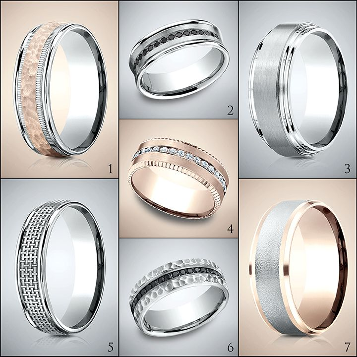 banner wedding bands benchmark