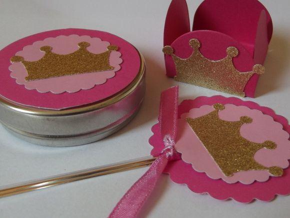 Kit festa Princesa Aurora - 70 itens