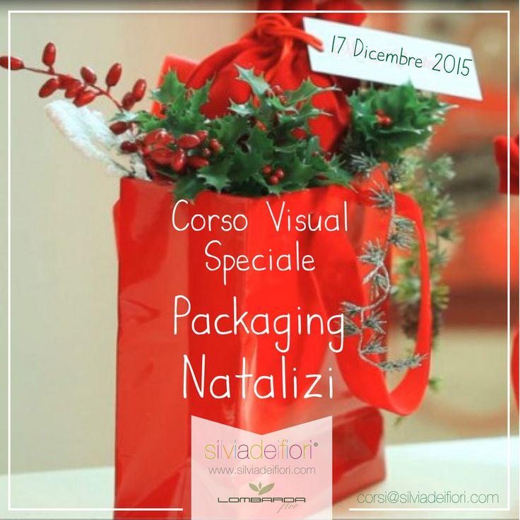 Corso Speciale Packaging Natalizi! A tutta creatività! 17 Dicembre, Milano