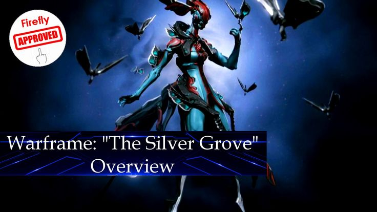 The Silver Grove came out on Warframe PC today - find out what it's all about!  Over the next week, I'll be walking everyone through the new quest, new weapons, new frame builds, and just diving more in depth into this update in general.