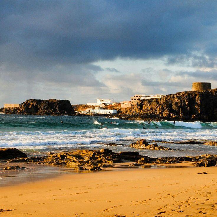 #Surf en El Cotillo, #Fuerteventura