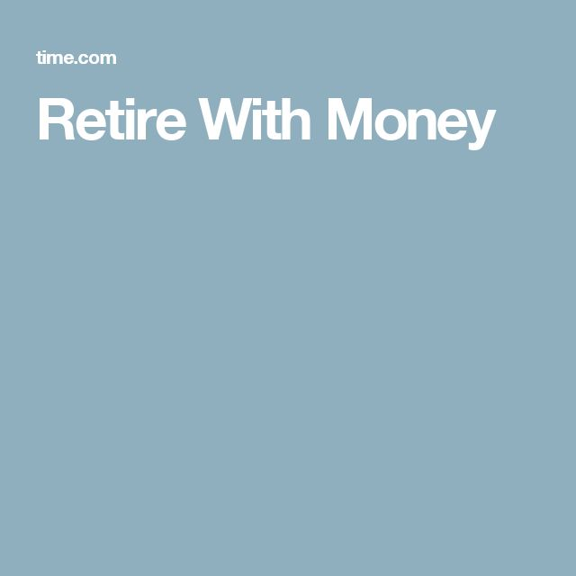 Retire With Money