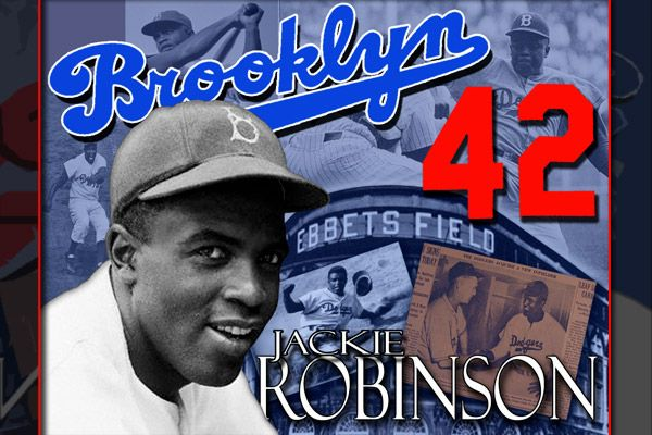 the life and work of jack roosevelt robinson the first african american to play major league basebal Jack roosevelt robinson  became the first african american to play in major league  the royals' jackie robinson and the first time the color barrier.