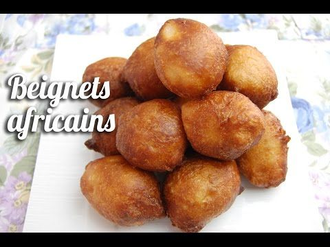 Beignets africains - YouTube