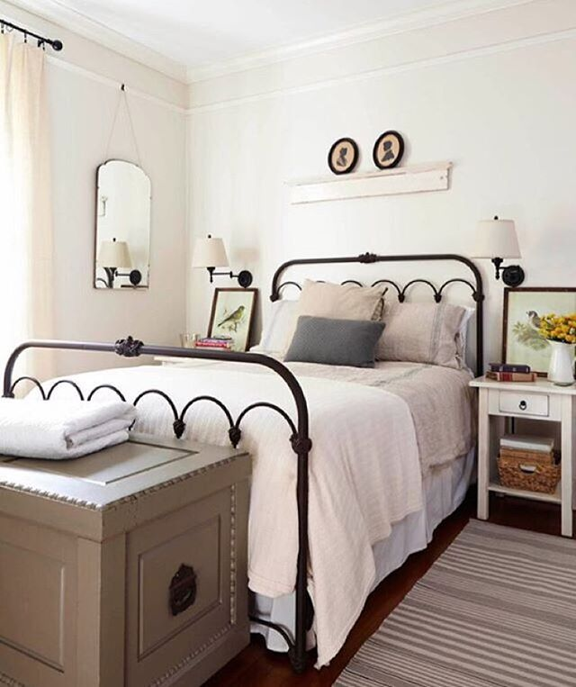 Super excited to watch @ernapier and @btnapier in their HGTV pilot today!!! Yay for great TV with people who care about history and houses!! You guys are amazing!!! Pretty sure we should be best friends. (How beautiful is this master bedroom in their house!?) #hgtvhometown @hgtv