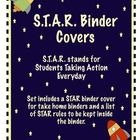 STAR Binder Cover and STAR Rules...