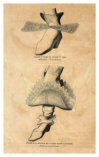 Zapato de ciudad siglo XVII