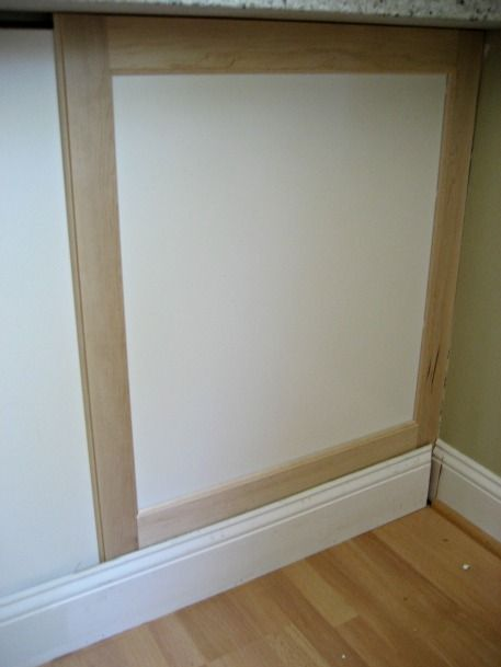 Making Your Own Molding On Cabinets For The Home