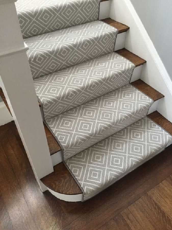 45 Best Cool Stair Runner Ideas To Add Safety To Your Stairs