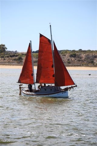 South Australia Wooden Boat festival