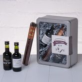 Emergency Port And Chocolate Cigar Kit