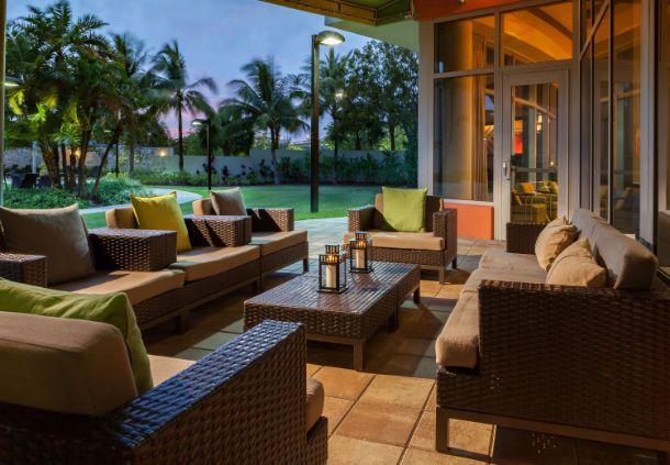 Miami International Airport (MIA) Hotel | Courtyard Miami Airport - Courtyard Miami Airport | FL 33126