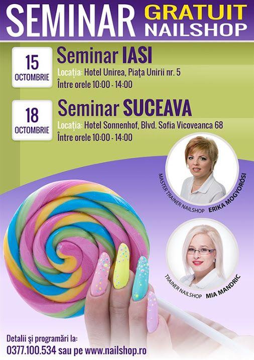 Oameni frumosi din Moldova, v-am pregatit 5 evenimente speciale acum, la mijloc de octombrie.   Pentru inscrierile de la Iasi, click aici: http://bit.ly/1k0xDjC  Pentru inscrierile de la Suceava, click aici:http://bit.ly/1VPdxd6