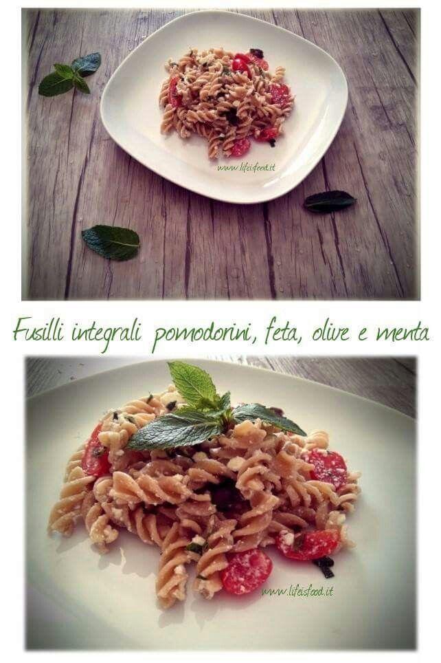 Pasta fredda! Seguimi su Fb lifeisfoodblog