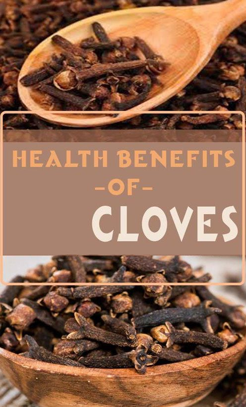 HEALTH BENEFITS OF CLOVES – Medi Idea
