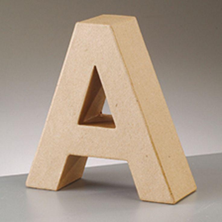31 besten Buchstaben Deko Bilder auf Pinterest | Buchstaben deko ...