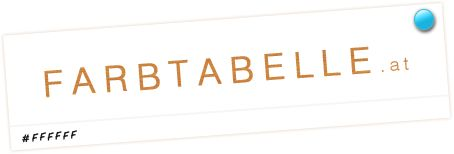 Logo - Farbtabelle.at