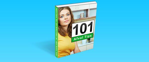 101 afslanktips in een boekje Te koop via de onderstaande link http://www.paypro.nl/producten/101_Afslank_Tips/14268/35555