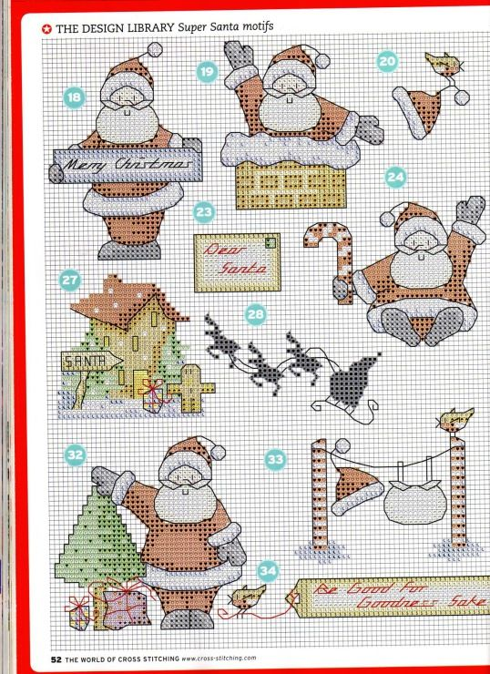 Gallery.ru / Фото #25 - The world of cross stitching 132 - tymannost