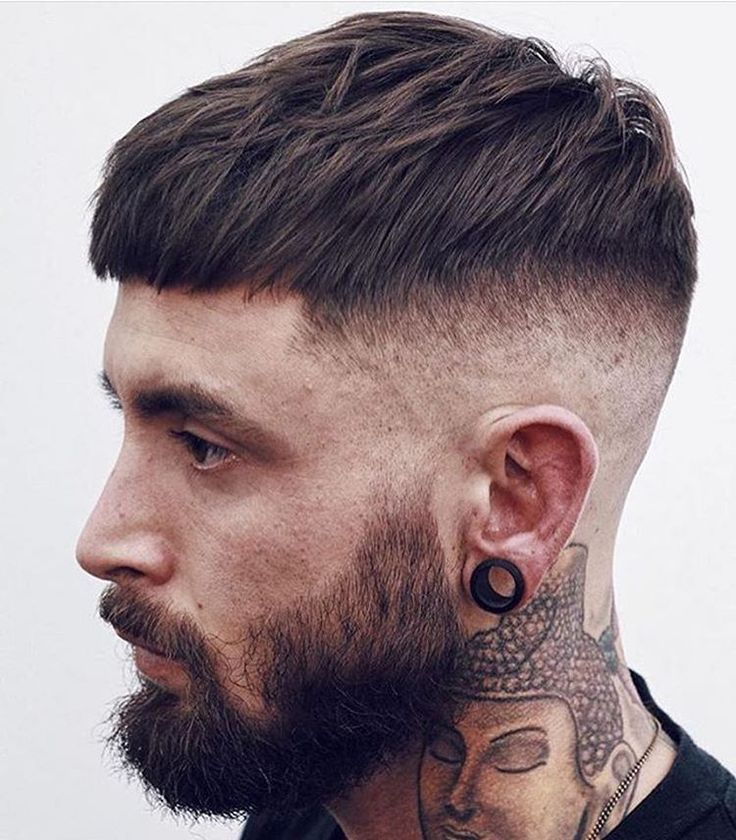 Hairstyles For Thick Hair Men Custom 159 Best Hair Style Images On Pinterest  Male Hair Male Haircuts