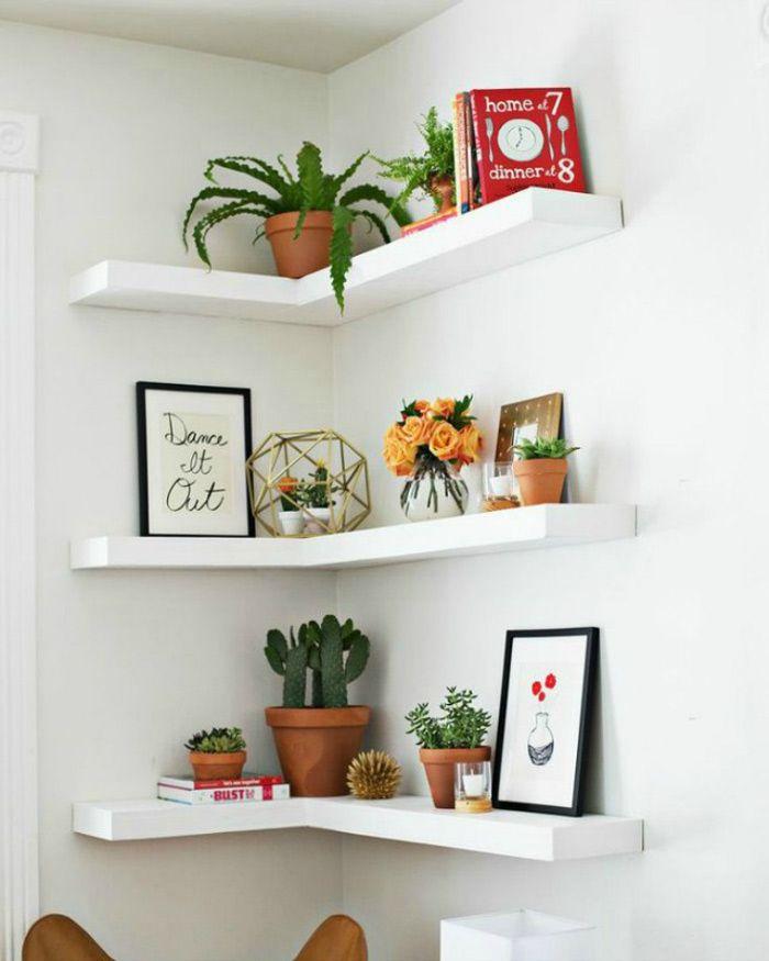 Kitchen Corner Shelf Decorating Ideas: 35 Best Corner Shelf Tv Stand Images On Pinterest