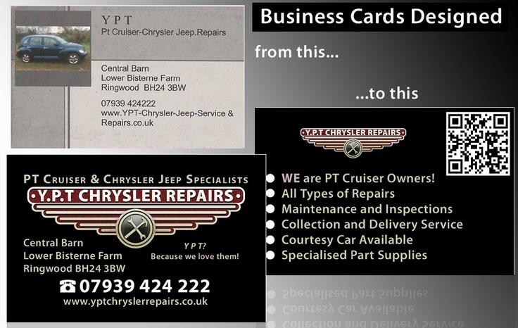 YPT Chrysler Repairs