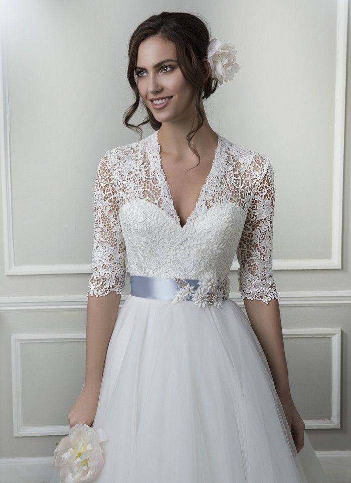 Vestido de Noiva Justin Alexander 6387
