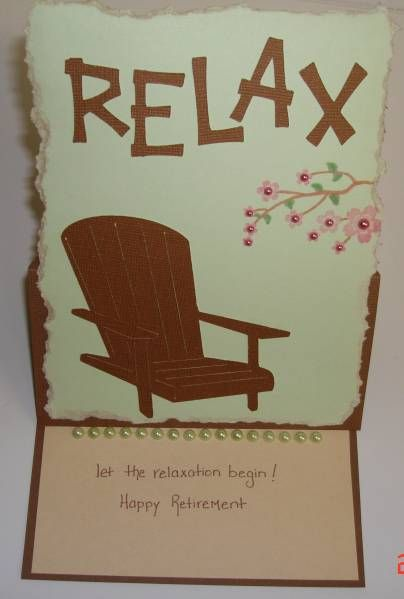 Another Retirement Card By Kellystooks Cards And Paper