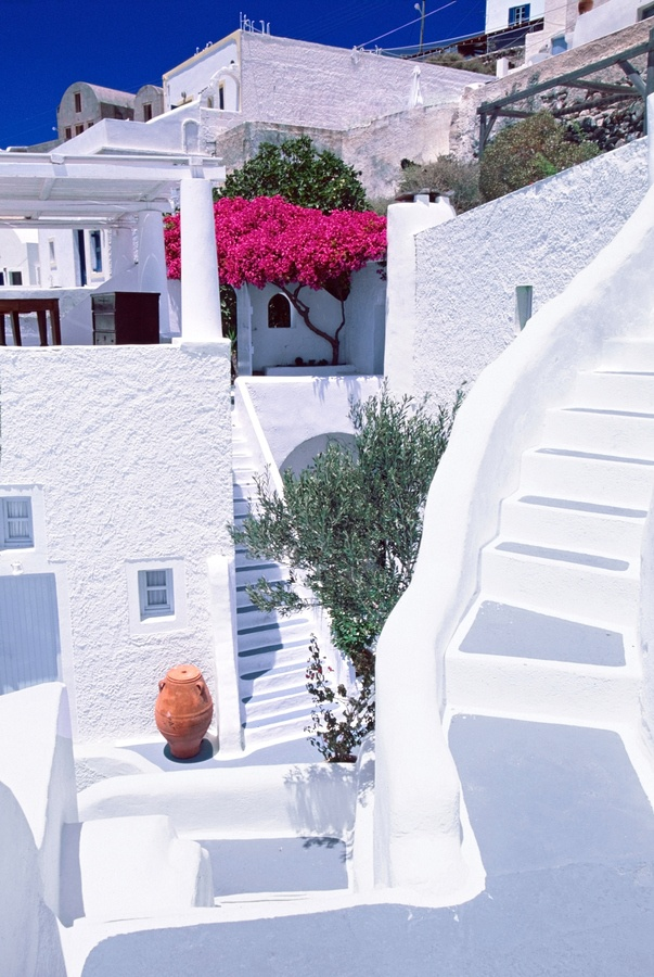 The beauty of Santorini island, Greece.  - Selected by www.oiamansion.com in Santorini.